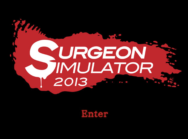 surgeon simulator 2013 完整 版